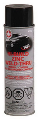 Dominion Sure Seal SZC Hi Build Weld Thru Primer, (20oz Can)