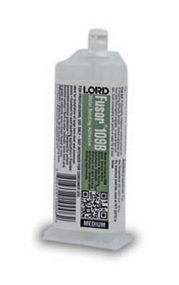Lord Fusor 109B Metal Bonding Adhesive (Medium-Set), 1.7 oz.