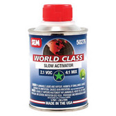 SEM Paints 50276 World Class 2.1 VOC Slow Activator, 1/2 Pint Can