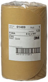 "3M 1489 Stikit™ Gold Disc Roll 01489, 8"", P180A, 125 discs/roll"