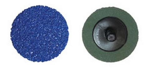 """ATD Tools 88250 2""""-50 Grit Zirconia Mini Grinding Discs"""