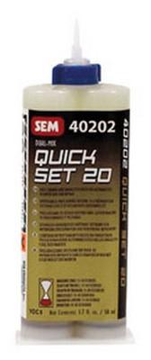 SEM Paints 40202 Quick Set 20 - 1.7 oz.
