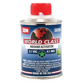 SEM Paints 50266 World Class 2.1 VOC Medium Activator, 1/2 Pint Can