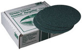 "3M 515 Green Corps™ Hookit™ Regalite™ Disc 00515, 6"" dia, 40E, 25 discs/bx"