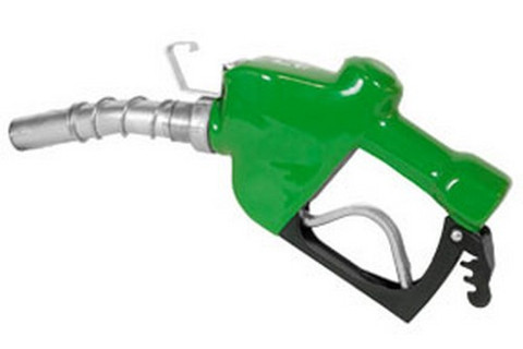 "Fill-Rite N100DAU10 1"" Auto Nozzle with Hook , Diesel"