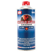 SEM Paints 50474 World Class 4.2 VOC Slow Activator, Cone Quart Can