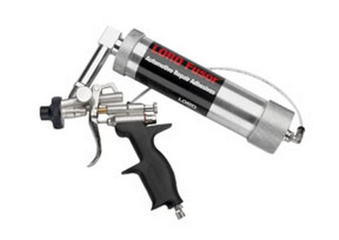 Lord Fusor 312 Sprayable Seam Sealer and Coating Dispensing Gun
