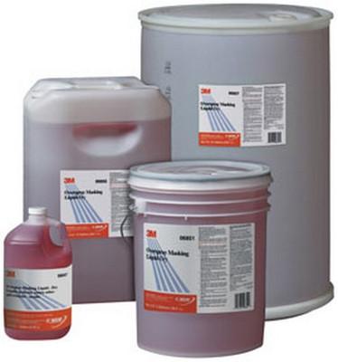 3M 6847 Overspray Masking Liquid Dry 06847, 1 Gallon