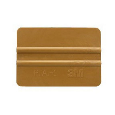 3M 71602 Scotchcal™ Application Squeegee 71602, Gold, 5/Set