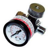 AES Industries 882 Air Regulator w/ Gauge