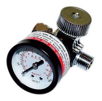 AES Industries 882 Air Regulator w/ Gauge