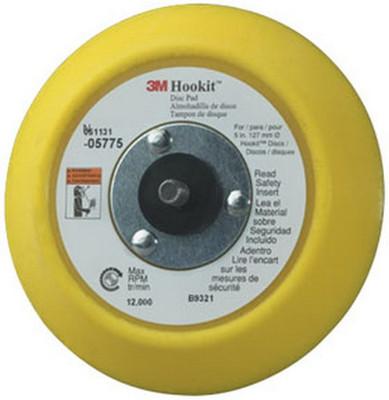 "3M 5775 Hookit™ Disc Pad 05775, 5"""