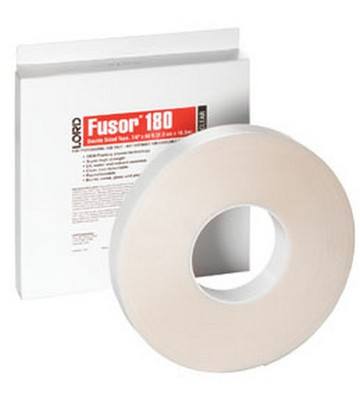 Lord Fusor 180  Clear Double-Sided Tape, 7/8""