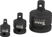 Titan Tools 12036 Impact Reducer Adapter Set, 3Pc