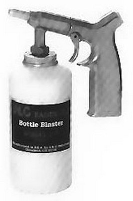 ALC Tools and Equipment 40012 Model F-5 Siphon Bottle Blaster