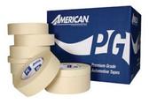 """American Tape PG27-1 PG™ Paint Masking Tape, 1"""""""