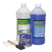 POR-15 49229 Cycle Tank Repair Kit