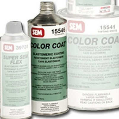 SEM Paints 15546 Color Coat-Tinting White- Cone Top Quart Can