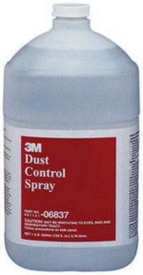 3M 6837 Dust Control Spray 06837, 1 Gallon