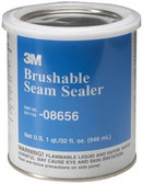 3M 8656 Brushable Seam Sealer 08656, 1 Quart