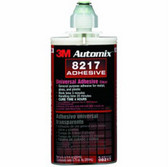3M 8217 Automix™ Universal Adhesive 08217 Clear, 200 mL Cartridge, 6/cs