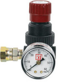 Reading Technologies Inc. MR-1 Mini Regulator With 0-60 Gauge