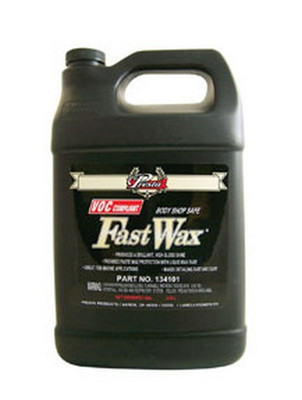 Presta 134101 VOC Compliant Fast Wax, Gallon