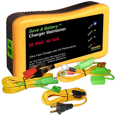 Save-A-Battery 2365-48 Charger/Maintainer