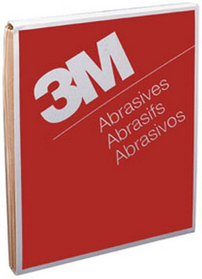 "3M 2115 Production™ Sheet 02115, 9"" x 11"", 80D, 50 sheets/sleeve"