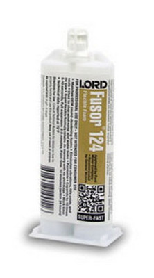 Lord Fusor 124 Super Flexible Anti-Flutter Foam (Fast-Set), 1.7 oz.
