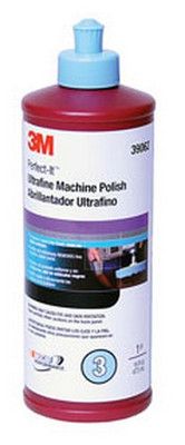 3M 39062 Perfect-It™ Ultrafine Machine Polish, 16 oz