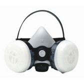 SAS Safety 3761-50 Low Maintenance Multi-Use Halfmask Respirator (Organic Vapor/N95 Particulate)