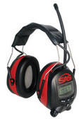 SAS Safety 6108 Digital Earmuff Hearing Protection