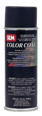 SEM Paints 15643 Color Coat- Pacific Blue, 16oz Aerosol Can