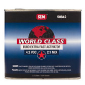 SEM Paints 50842 World Class 4.2 VOC Euro Extra Fast Activator