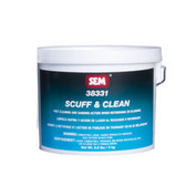 SEM Paints 38331 Scuff & Clean, 1 Gallon Can