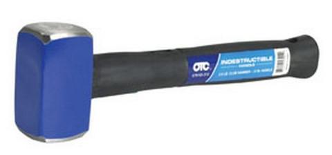 """OTC Tools & Equipment 5791ID-312 Club Hammer Indestructible Handle, 2.5lb, 12"""""""
