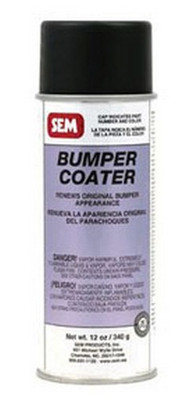 SEM Paints 39283 Bumper Light Titanium Metallic, Aerosol