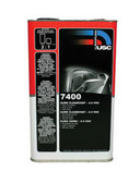U. S. Chemical & Plastics 7400-5 4.4 VOC Euro Clearcoat