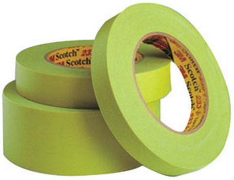 3M 26332 Scotch® Performance Masking Tape 233+, 12 mm x 55 m