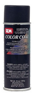 SEM Paints 15873 Sure-Coat Mixing Systems, Med. Slate Gray 16 oz Aerosol