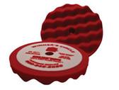"Schlegel 2011 Winner's Circle Convoluted Foam Polishing Pad, 8"""
