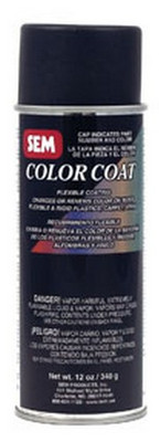 SEM Paints 15413 Color Coat-thomas Bus Gray, 16oz Aerosol Can
