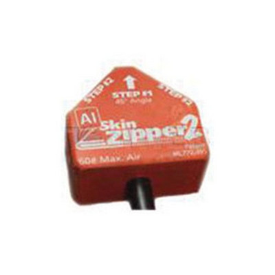 Steck 21896 Al Skin Zipper 2