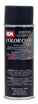 SEM Paints 15803 Sure-Coat Mixing Systems, Opel Gray 16 oz Aerosol