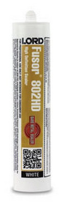 Lord Fusor 802HD High Definition (HD) Seam Sealers, White