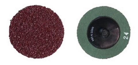"""ATD Tools 87236 2""""-36 Grit Aluminum Oxide Mini Grinding Discs"""