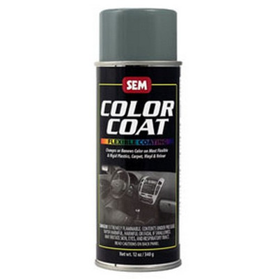 SEM Paints 15853 Sure-Coat Mixing Systems, Ivory 16 oz Aerosol