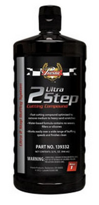 Presta 139301 Ultra 2 Step Cutting Compound, 1 Gallon