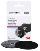 "3M 33455 3"" X .0625"" X 3/8"" Cubitron™ II Cut-Off Wheel"